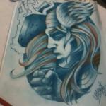 Ben_Lambery_Albany_New_York_Thor_Drawing