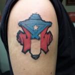 Ben Lambert ALbany New York Lark Tattoo