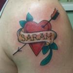 ben lambert lark tattoo albany