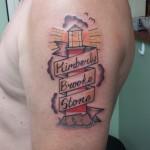 ben lambert lark tattoo albany ny