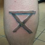 symbol color tattoo
