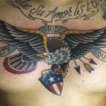 ny traditional eagle