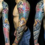 1_samurai_koi_tiger_sleeve_mattcellis