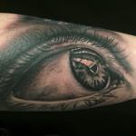 eye matt c ellis realistic