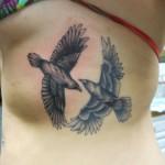 kirby_blackandgrey_birds_rib_lark_tattoo_albany_ny