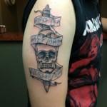 kirby_blackandgrey_skull_dagger_lark_tattoo_albany_ny