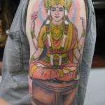 Lark Tattoo Albany NY Kyle Lavorgna Color