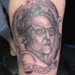 richie van lark tattoo albany ny grandma