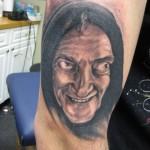richie van lark tattoo albany ny portrait