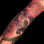 floraltattoo, floraltattoos, rosetattoo, lilactattoo, olivetattoo, olivebranchtattoo, botanicaltattoo, colortattoo, colortattoos, floralsleeve, tattoosleeve, tattoo, tattoos, tat, tats, tatts, tatted, tattedup, tattoist, tattooed, tattoooftheday, inked, inkedup, ink, tattoooftheday, amazingink, bodyart, tattooig, tattoosofinstagram, instatats, larktattoo, larktattoos, larktattoowestbury, westbury, longisland, NY, NewYork, usa, art