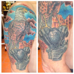peewee_anthonysinerco_harley_motor_motorcycle_harleydvidson_eagle_baldeagle