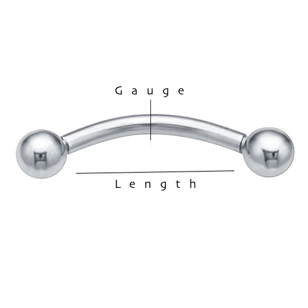 Curved Barbells