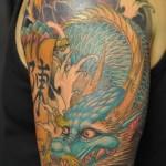 Philipus Murdijanto PhilipusMurdijanto Lark Tattoo LarkTattoo 27