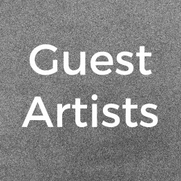 guest artists correct font