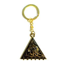 keychain gold final