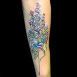 watercolor, watercolortattoo, colortattoo, flower, flowers, flowertattoo, flowerstattoo, watercolorflower, watercolorflowertattoo, tattoo, tattoos, tat, tats, tatts, tatted, tattedup, tattoist, tattooed, tattoooftheday, inked, inkedup, ink, tattoooftheday, amazingink, bodyart, tattooig, tattoosofinstagram, instatats  #larktattoo, larktattoos, larktattoowestbury, westbury, longisland, NY, NewYork, usa, art