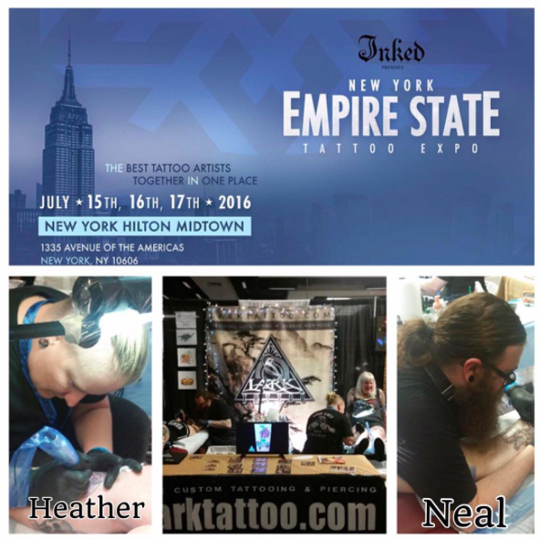 another great year at the new york empire tattoo expo