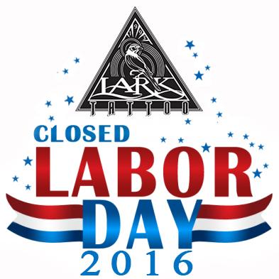 labor day lark tattoo