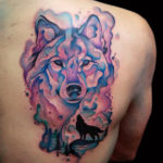 watercolor, watercolortattoo, colortattoo, animaltattoo, animalwatercolor, animalwatercolortattoo, ladytattooers, femaletattooartist, femaletattooers, femaleartists, femaleartist, colorful, colorfultattoo, wolf, wolftattoo, watercolorwolf, watercolorwolftattoo, tattoo, tattoos, tat, tats, tatts, tatted, tattedup, tattoist, tattooed, tattoooftheday, inked, inkedup, ink, amazingink, bodyart, tattooig, tattoosofinstagram, instatats  #larktattoo, larktattoos, larktattoowestbury, westbury, longisland, NY, NewYork, usa, art
