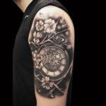 pocketwatch, pocketwatchtattoo, cherryblossom, cherryblossomtattoo, bng, bngtattoo, bnginksociety, blackandgraytattoo, blackandgreytattoo, halfsleeve, halfsleevetattoo, armtattoo, biceptattoo, tattoo, tattoos, tat, tats, tatts, tatted, tattedup, tattoist, tattooed, tattoooftheday, inked, inkedup, ink, amazingink, bodyart, tattooig, tattoosofinstagram, instatats#larktattoo, larktattoos, larktattoowestbury, westbury, longisland, NY, NewYork, usa, art