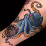 colortattoo, octopus, octopustattoo, compas, compastattoo, animal, animaltattoo, tattoo, tattoos, tat, tats, tatts, tatted, tattedup, tattoist, tattooed, inked, inkedup, ink, tattoooftheday, amazingink, bodyart, tattooig, tattoosofinstagram, instatats , larktattoo, larktattoos, larktattoowestbury, westbury, longisland, NY, NewYork, usa, art, heather, martin, owens, martinowens, heathermartinowens