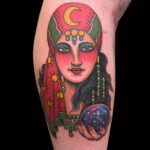 #fortuneteller #fortunetellertattoo #traditionaltattoo #colortattoo #gypsy #gypsytattoo #gypsylady #gypsyladytattoo #gypsywoman #gypsywomantattoo #tattoo #tattoos #tat #tats #tatts #tatted #tattedup #tattoist #tattooed #inked #inkedup #ink #tattoooftheday #amazingink #bodyart #tattooig #tattoosofinstagram #instatats #larktattoo #larktattoos #larktattoowestbury #westbury #longisland #NY #NewYork #usa #art #neal #aultman #nealaultman