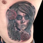 #Peewee #DayOfTheDead #DayOfTheDeadTattoo #DíaDeMuertos #DíaDeMuertosTattoo #rose #rosetattoo #tattoo #tattoos #tat #tats #tatts #tatted #tattedup #tattoist #tattooed #inked #inkedup #ink #tattoooftheday #amazingink #bodyart #tattooig #tattoosofinstagram #instatats #larktattoo #larktattoos #larktattoowestbury #westbury #longisland #NY #NewYork #usa #art