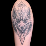 blackwork, blackworktattoo, geometric, geometrictattoo, wolf, wolftattoo, dotwork, dotworktattoo, armtattoo, bng, bngtattoo, blackandgraytattoo, blackandgreytattoo, tattoo, tattoos, tat, tats, tatts, tatted, tattedup, tattoist, tattooed, inked, inkedup, ink, tattoooftheday, amazingink, bodyart, tattooig, tattoosofinstagram, instatats , larktattoo, larktattoos, larktattoowestbury, westbury, longisland, NY, NewYork, usa, art