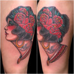 traditional, traditionaltattoo, colortattoo, ladyhead, ladyheadtattoo, rosetattoo, rose, roses, tattoowithtattoo, swallow, swallowtattoo, tattoo, tattoos, tat, tats, tatts, tatted, tattedup, tattoist, tattooed, inked, inkedup, ink, tattoooftheday, amazingink, bodyart, tattooig, tattoosofinstagram, instatats , larktattoo, larktattoos, larktattoowestbury, westbury, longisland, NY, NewYork, usa, art , neal, aultman, nealaultman
