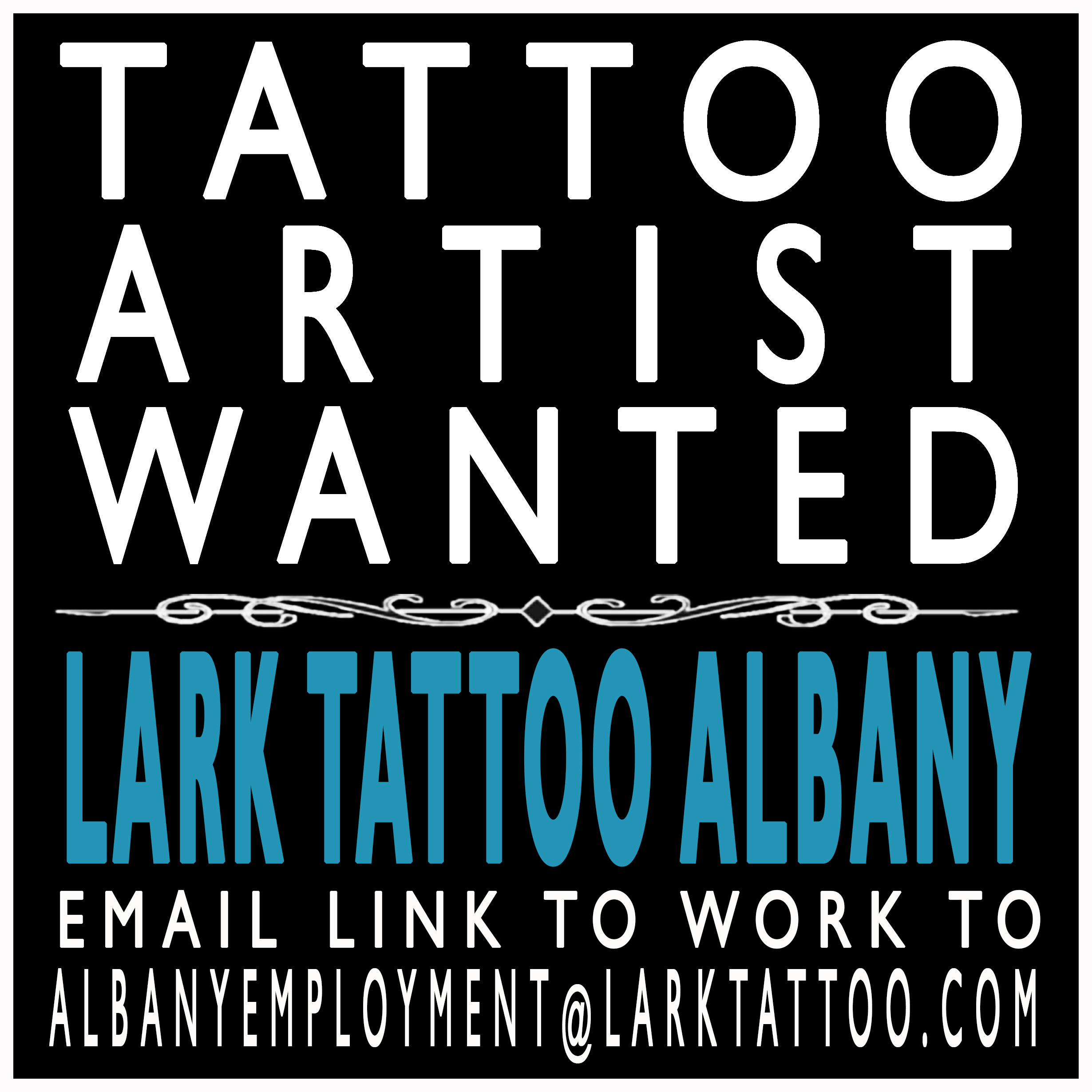 albany ny newyork help help wanted wanted job posting tattoojob