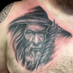 Gandalf, GandalfTattoo, Hobbit, HobbitTattoo, TheLordOfTheRings, TheLordOfTheRingsTattoo, FellowshipOfTheRing, FellowshipOfTheRingTattoo, Wizard, WizardTattoo, Tolkien, TolkienTattoo, JRRTolkien, JRRTolkienTattoo, Tattoo, Tattoos, BNG, BNGTattoo, PortaitTattoo, Realistic, RealisticTattoo, LarkTattoo, tat, tats, tatts, tatted, tattedup, tattoist, tattooed, inked, inkedup, ink, tattoooftheday, amazingink, bodyart, tattooig, tattoosofinstagram, instatats , larktattoos, larktattoowestbury, westbury, longisland, NY, NewYork, usa, art