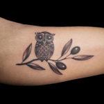 #owl #owltattoo #bng #bngtattoo #blackandgreytattoo #blackandgraytattoo #olive #olivetattoo #olivebranch #olivebranchtattoo #femaletattooartist #femaletattooer #femalartist #tattoo #tattoos #tat #tats #tatts #tatted #tattedup #tattoist #tattooed #inked #inkedup #ink #tattoooftheday #amazingink #bodyart #larktattoo #larktattoos #larktattoowestbury #westbury #longisland #NY #NewYork #usa #art #tattooig #instatats