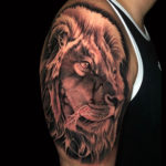 #Lion #LionTattoo #Animal #AnimalTattoo #BNG #BNGTattoo #BlackAndGrayTattoo #BlackAndGreyTattoo #BNGInkSociety #Realistic #RealisticTattoo #PortraitTattoo #Realism #RealismTattoo #Animal #AnimalTattoo #KingOfBeasts #KingOfTheForest #LargeTattoo #HalfSleeveTattoo #Bicep #BicepTattoo #Catattoo #BigCats #BigCatsTattoo #BigCatattoo #tattoo #tattoos #tat #tats #tatts #tatted #tattedup #tattoist #tattooed #inked #inkedup #ink #tattoooftheday #amazingink #bodyart #larktattoo #larktattoos #larktattoowestbury #westbury #longisland #NY #NewYork #usa #art