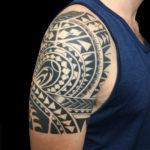 #Polynesian #PolynesianTattoo #Tribal #TribalTattoo #Somoan #SomoanTattoo #Maori #MaoriTattoo #Bicep #BicepTattoo #HalfSleeve #HalfSleeveTattoo #tattoo #tattoos #tat #tats #tatts #tatted #tattedup #tattoist #tattooed #inked #inkedup #ink #tattoooftheday #amazingink #bodyart #larktattoo #larktattoos #larktattoowestbury #westbury #longisland #NY #NewYork #usa #art
