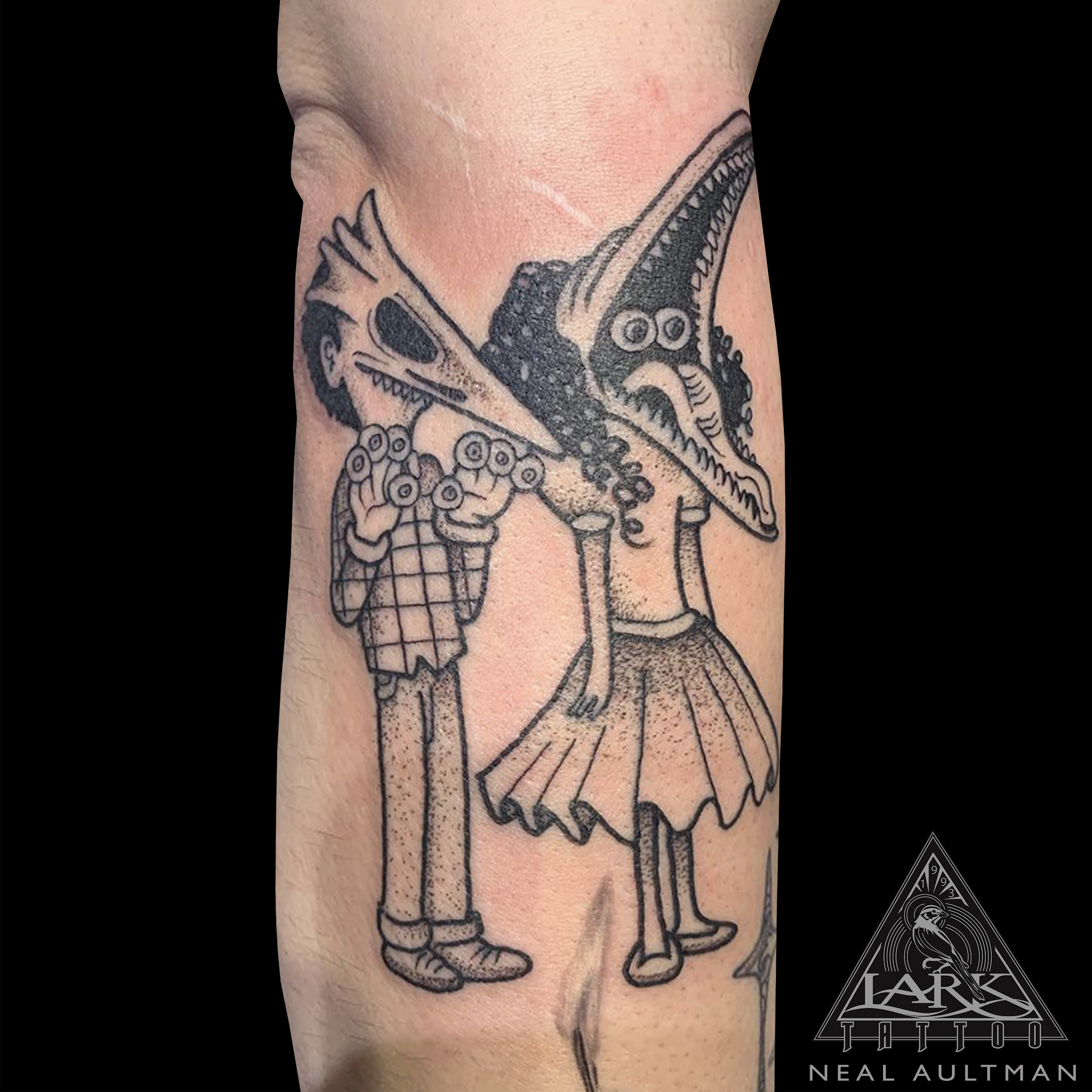 #Beetlejuice #BeetlejuiceTattoo #BeetlejuiceBeetlejuiceBeetlejuice #Maitlands #MaitlandsTattoo #AdamMaitlands #BarbaraMaitlands #AdamMaitlandsTattoo #BarbaraMaitlandsTattoo #AdamAndBarbaraMaitlands #AdamAndBarbaraMaitlandsTattoo #Horror #HorrorTattoo #TimBurton #TimBurtonTattoo #tattoo #tattoos #tat #tats #tatts #tatted #tattedup #tattoist #tattooed #inked #inkedup #ink #tattoooftheday #amazingink #bodyart #larktattoo #larktattoos #larktattoowestbury #westbury #longisland #NY #NewYork #usa #art