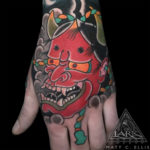 #Hannya #HannyaTattoo #HannyaMask #HannyaMaskTattoo #Japanese #JapaneseTattoo #JapaneseHannya #JapaneseHannyaTattoo #JapaneseHannyaMask #JapaneseHannyaMaskTattoo #ColorTattoo #HandTattoo #Demon #DemonTattoo #JapaneseMask #JapaneseMaskTattoo #LarkTattoo #Tattoo #Tattoos #Tat #Tats #Tatts #Tatted #Tattedup #Tattoist #Tattooed #Inked #InkedUp #Ink #TattooOfTheDay #AmazingInk #BodyArt #LongIslandTattooArtist #LongIslandTattooer #LarkTattoos #LarkTattooWestbury #Westbury #LongIsland #NY #NewYork #USA #Art