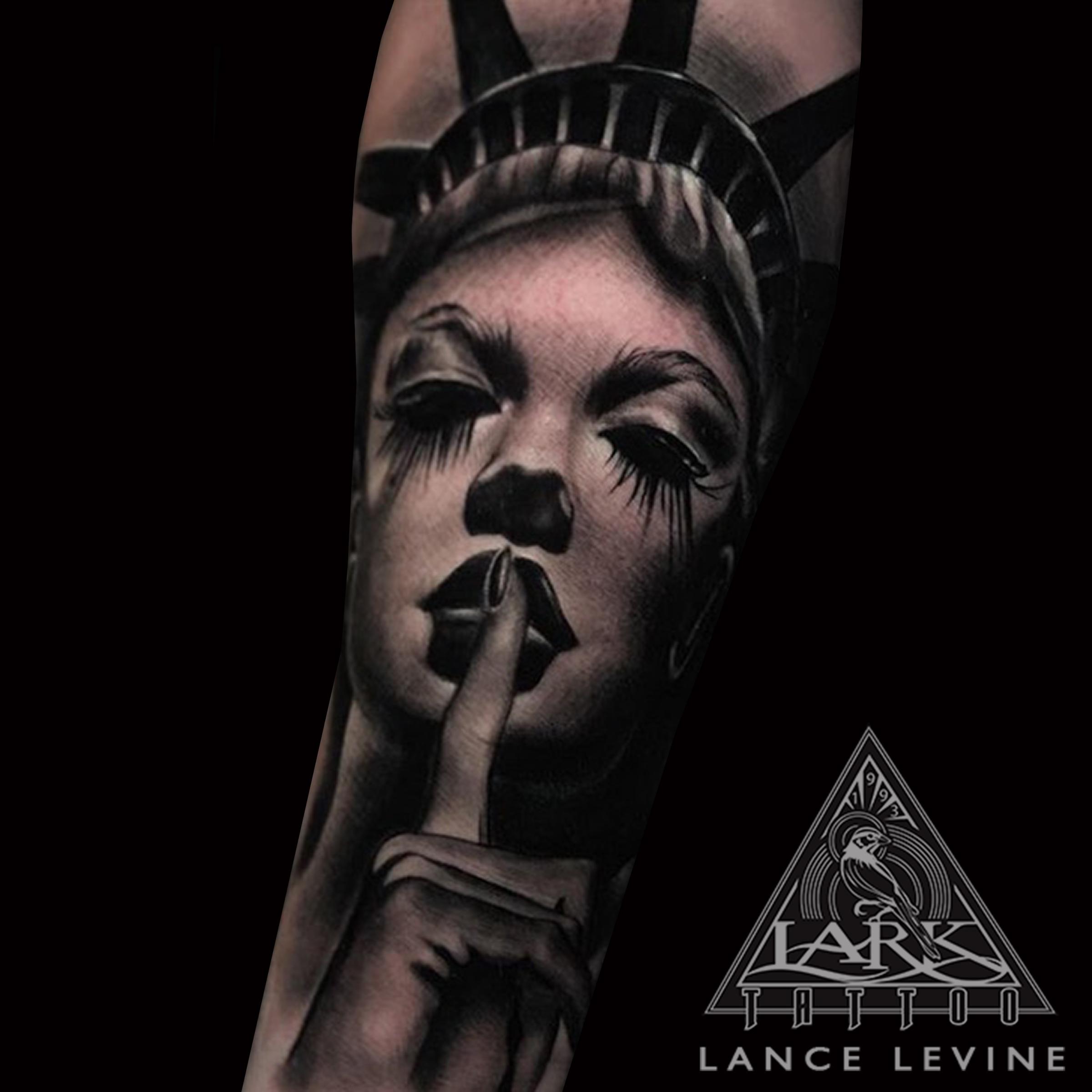#LarkTattoo #BNG #BNGTattoo #BNGInkSociety #BlackAndGrey #BlackAndGreyTattoo #BlackAndGray #BlackAndGrayTattoo #Realism #RealismTattoo #Realistic #RealisticTattoo #Portrait #PortraitTattoo #StatueOfLiberty #StatueOfLibertyTattoo #ArmTattoo #HalfSleeve #HalfSleeveTattoo #Tattoo #Tattoos #Tat #Tats #Tatts #Tatted #Tattedup #Tattoist #Tattooed #Inked #InkedUp #Ink #TattooOfTheDay #AmazingInk #BodyArt #LongIslandTattooArtist #LongIslandTattooer #LarkTattoos #LarkTattooWestbury #Westbury #LongIsland #NY #NewYork #USA #Art