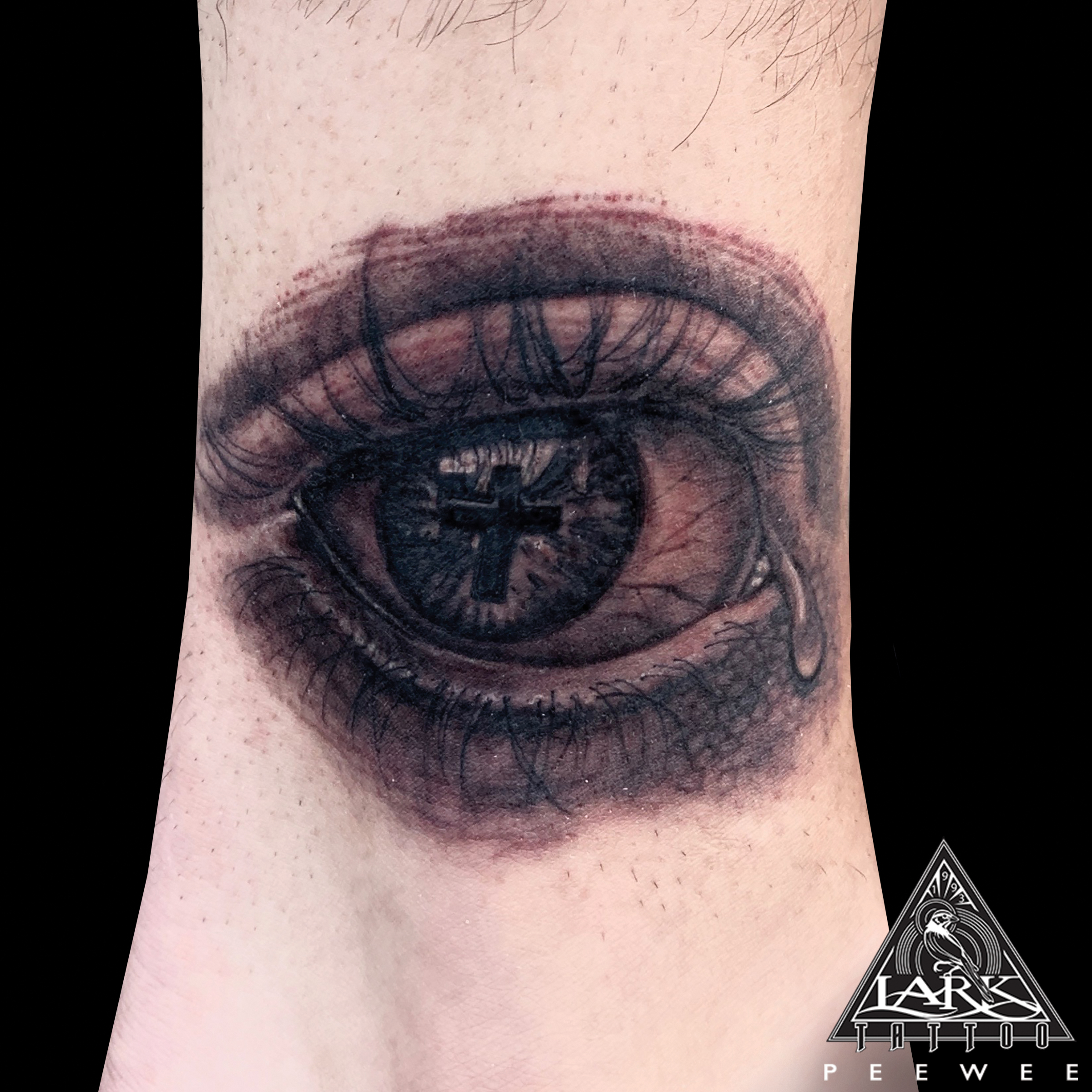 #LarkTattoo #Tattoo #Tattoos #BlackAndGrey #BlackAndGreyTattoo #BlackAndGray #BlackAndGrayTattoo #BNG #BNGTattoo #BNGInkSociety #Realism #RealismTattoo #Realistic #RealisticTattoo #Eye #EyeTattoo #RealiticEyeTattoo #Cross #CrossTattoo #Religious #ReligiousTattoo #TattooArtist #Tattoist #Tattooer #LongIslandTattooArtist #LongIslandTattooer #LongIslandTattoo #TattooOfTheDay #Tat #Tats #Tatts #Tatted #Inked #Ink #TattooInk #AmazingInk #AmazingTattoo #BodyArt #LarkTattooWestbury #Westbury #LongIsland #NY #NewYork #USA #Art #Tattedup #InkedUp #LarkTattoos