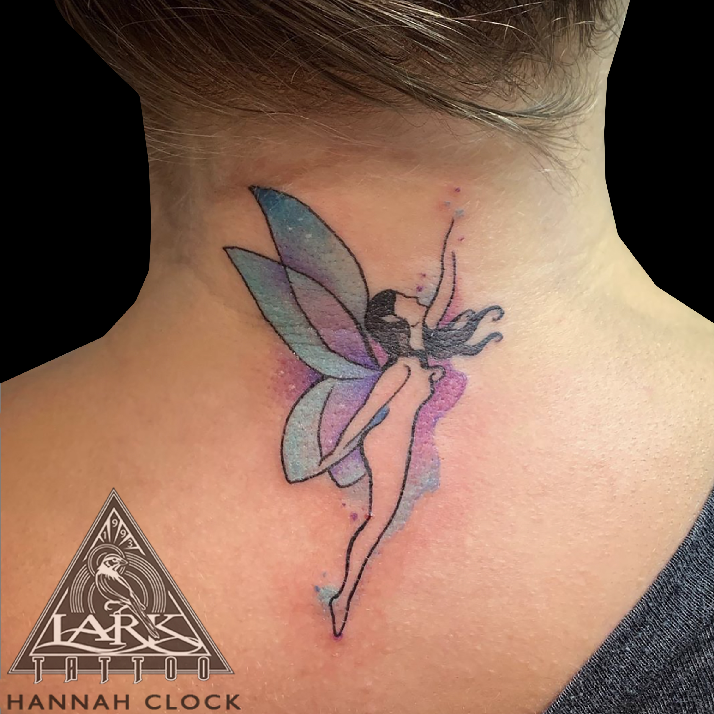 #Fairy #FairyTattoo #WaterColor #WaterColorTattoo #FemaleTattooer #FemaleTattooArtist #LadyTattooer #ColorTattoo #LarkTattoo #Tattoo #Tattoos #TattooArtist #Tattoist #Tattooer #LongIslandTattooArtist #LongIslandTattooer #LongIslandTattoo #TattooOfTheDay #Tat #Tats #Tatts #Tatted #Inked #Ink #TattooInk #AmazingInk #AmazingTattoo #BodyArt #LarkTattooWestbury #Westbury #LongIsland #NY #NewYork #USA #Art #Tattedup #InkedUp #LarkTattoos