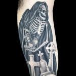 LarkTattoo, Tattoo, Tattoos, GrimReaper, GrimReaperTattoo, Skeleton, SkeletonTattoo, Death, DeathTattoo, BNG, BNGInkSociety, BNGTattoo, BlackAndGray, BlackAndGrayTattoo, BlackAndGrey, BlackAndGreyTattoo, Scary, ScaryTattoo, Halloween, HalloweenTattoo, TattooArtist, Tattoist, Tattooer, LongIslandTattooArtist, LongIslandTattooer, LongIslandTattoo, TattooOfTheDay, Tat, Tats, Tatts, Tatted, Inked, Ink, TattooInk, AmazingInk, AmazingTattoo, BodyArt, LarkTattooWestbury, Westbury, LongIsland, NY, NewYork, USA, Art, Tattedup, InkedUp, LarkTattoos