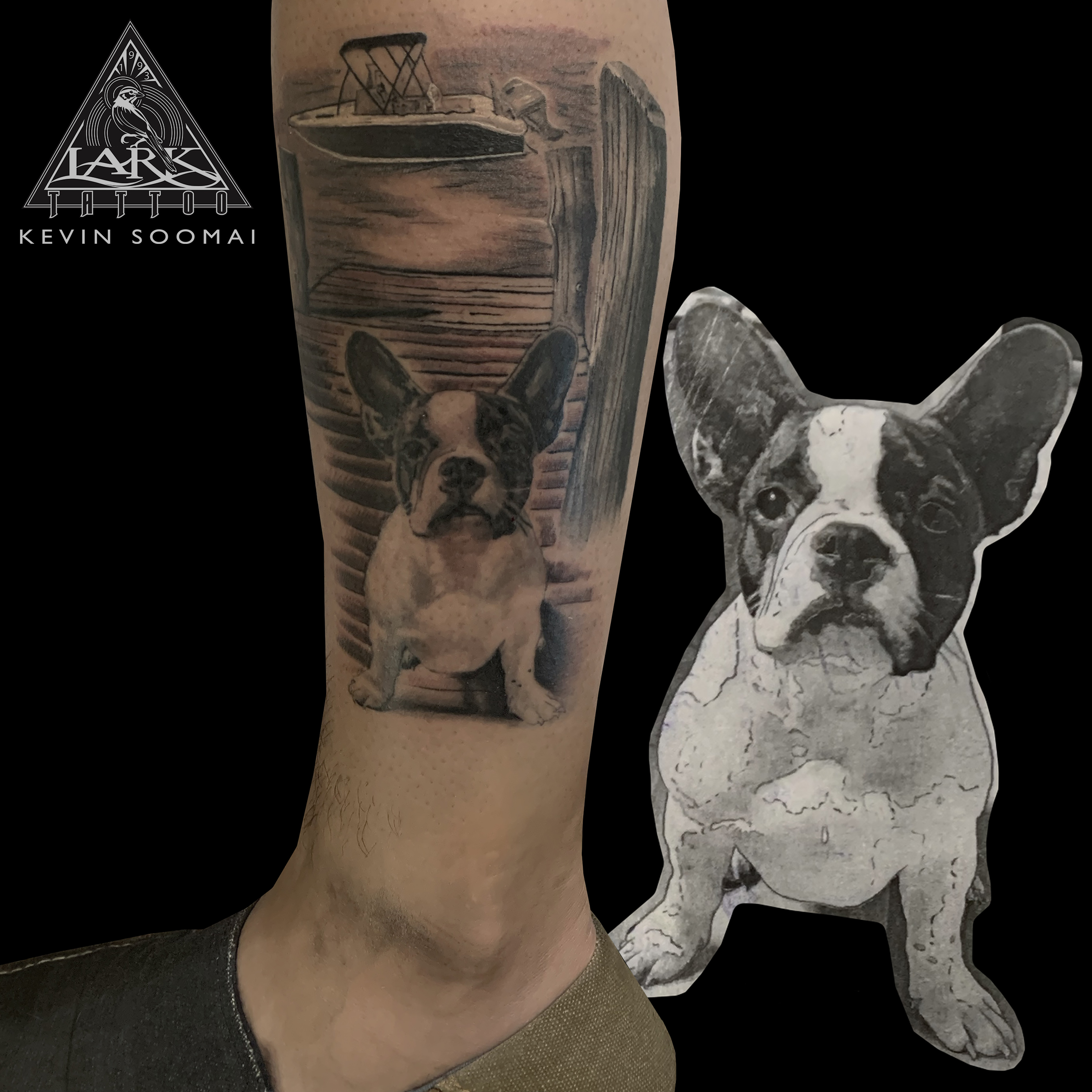 #LarkTattoo #Tattoo #Tattoos #TattooArtist #Tattoist #Tattooer #LongIslandTattooArtist #LongIslandTattooer #LongIslandTattoo #Dog #FrenchBulldog #FrenchBulldogTattoo #Petstagram #DogPortrait #DogPortraitTattoo #DogTattoo #Pet #PetTattoo #Animal #AnimalTattoo #PetPortrait #PetPortraitTattoo #Portrait #PortraitTattoo #AnimalLover #AnimalLoverTattoo #AnimalLovers #AnimalLoversTattoo #DogLover #DogLoverTattoo #DogLovers #DogLoversTattoo #BNG #BNGTattoo #BNGInkSociety #Realism #RealismTattoo #Realistic #RealisticTattoo #TattooOfTheDay #Tat #Tats #Tatts #Tatted #Inked #Ink #TattooInk #AmazingInk #AmazingTattoo #BodyArt #LarkTattooWestbury #Westbury #LongIsland #NY #NewYork #USA #Art #Tattedup #InkedUp #LarkTattoos
