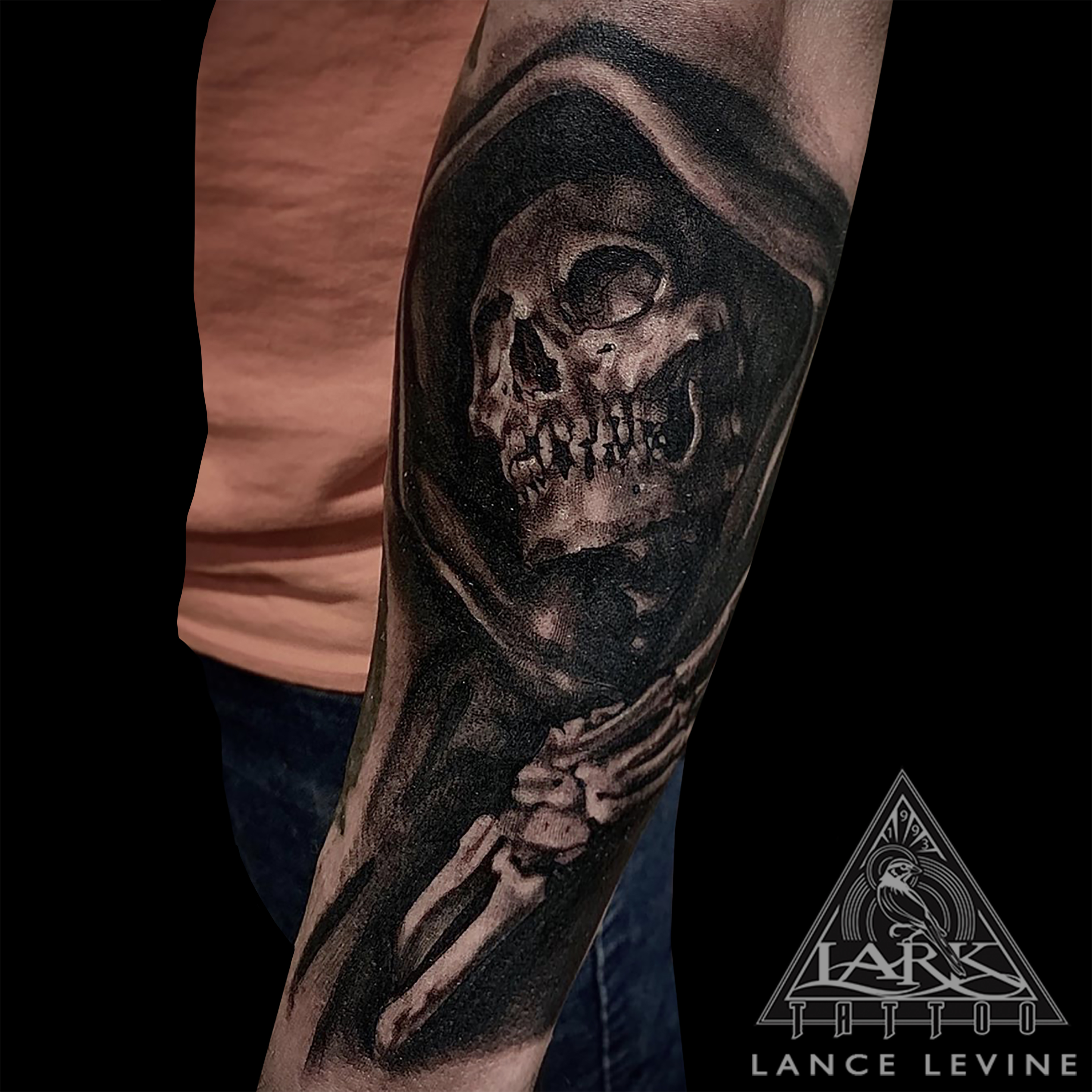 LarkTattoo, LongIslandTattooArtist, LongIslandTattooer, LongIslandTattoo, Tattoo, Tattoos, BNG, BNGTattoo, BNGInkSociety, BlackAndGrey, BlackAndGreyTattoo, BlackAndGray, BlackAndGrayTattoo, GrimReaper, GrimReaperTattoo, Death, DeathTattoo, Skeleton, SkeletonTattoo, Skull, SkullTattoo, RealisticTattoo, RealismTattoo, Realism, SolidInk, SounlSnatcher, SounlSnatcherTattoo, Grim, GrimTattoo, Reaper, ReaperTattoo , TattooArtist, Tattoist, Tattooer , TattooOfTheDay, Tat, Tats, Tatts, Tatted, Inked, Ink, TattooInk, AmazingInk, AmazingTattoo, BodyArt, LarkTattooWestbury, Westbury, LongIsland, NY, NewYork, USA, Art, Tattedup, InkedUp, LarkTattoos