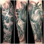 LarkTattoo, Tattoo, Tattoos , TattooArtist, Tattoist, Tattooer, LongIslandTattooArtist, LongIslandTattooer, LongIslandTattoo, TattooSleeve, SleeveTattoo, ArmTattoo, FullArmTattoo, LargeTattoo, BNG, BNGTattoo, BlackAndGray, BlackAndGrayTattoo, BlackAndGrey, BlackAndGreyTattoo, Realism, RealismTattoo, Realistic, RealisticTattoo, Skull, SkullTattoo, Rose, RoseTattoo, Heart, HeartTattoo, Anatomical, AnatomicalTattoo, Bird, BirdTattoo, Flower, FlowerTattoo, TattooOfTheDay, Tat, Tats, Tatts, Tatted, Inked, Ink, TattooInk, AmazingInk, AmazingTattoo, BodyArt, LarkTattooWestbury, Westbury, LongIsland, NY, NewYork, USA, Art, Tattedup, InkedUp, LarkTattoos