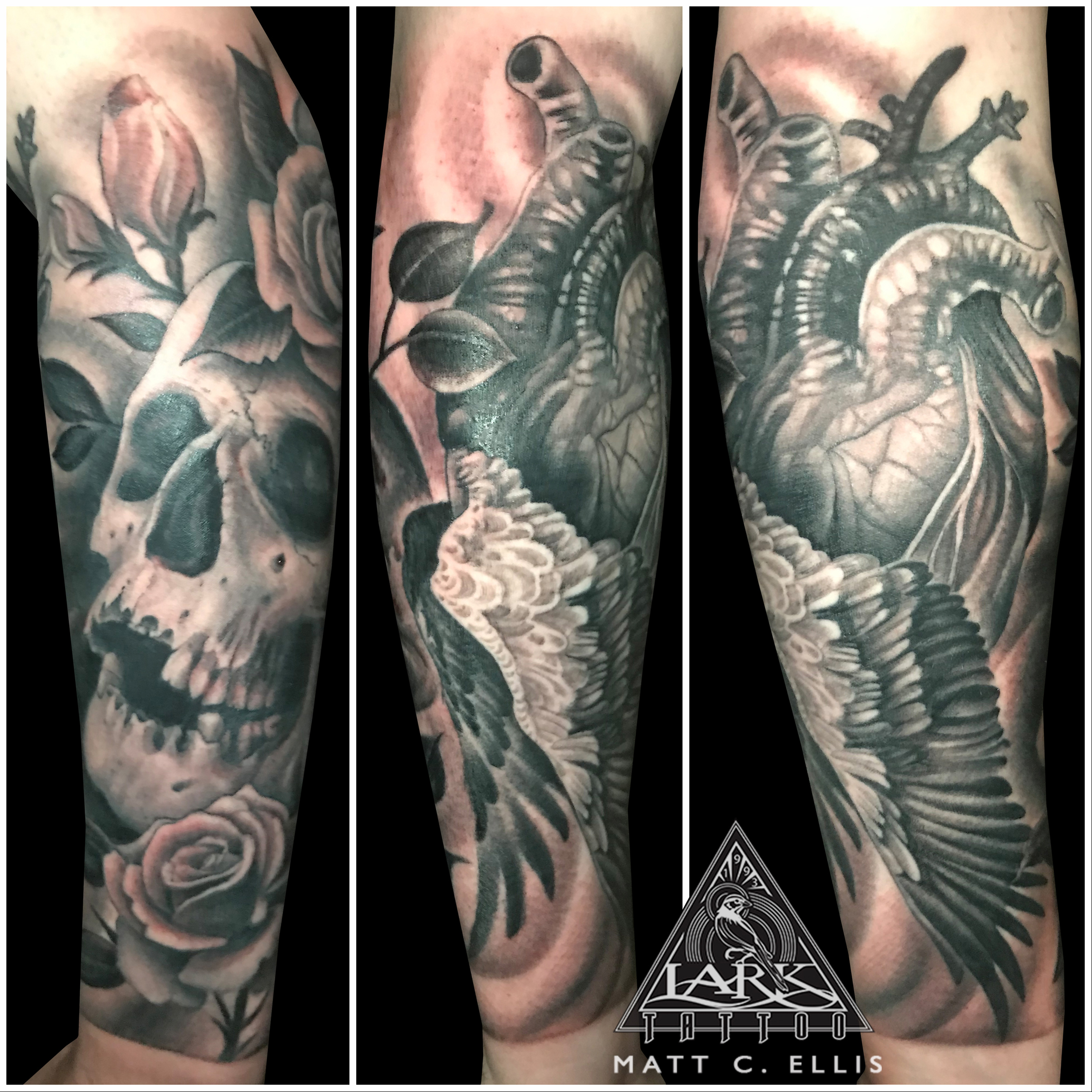 #LarkTattoo #Tattoo #Tattoos #TattooArtist #Tattoist #Tattooer #LongIslandTattooArtist #LongIslandTattooer #LongIslandTattoo #TattooSleeve #SleeveTattoo #ArmTattoo #FullArmTattoo #LargeTattoo #BNG #BNGTattoo #BlackAndGray #BlackAndGrayTattoo #BlackAndGrey #BlackAndGreyTattoo #Realism #RealismTattoo #Realistic #RealisticTattoo #Skull #SkullTattoo #Rose #RoseTattoo #Heart #HeartTattoo #Anatomical #AnatomicalTattoo #Bird #BirdTattoo #Flower #FlowerTattoo #TattooOfTheDay #Tat #Tats #Tatts #Tatted #Inked #Ink #TattooInk #AmazingInk #AmazingTattoo #BodyArt #LarkTattooWestbury #Westbury #LongIsland #NY #NewYork #USA #Art #Tattedup #InkedUp #LarkTattoos