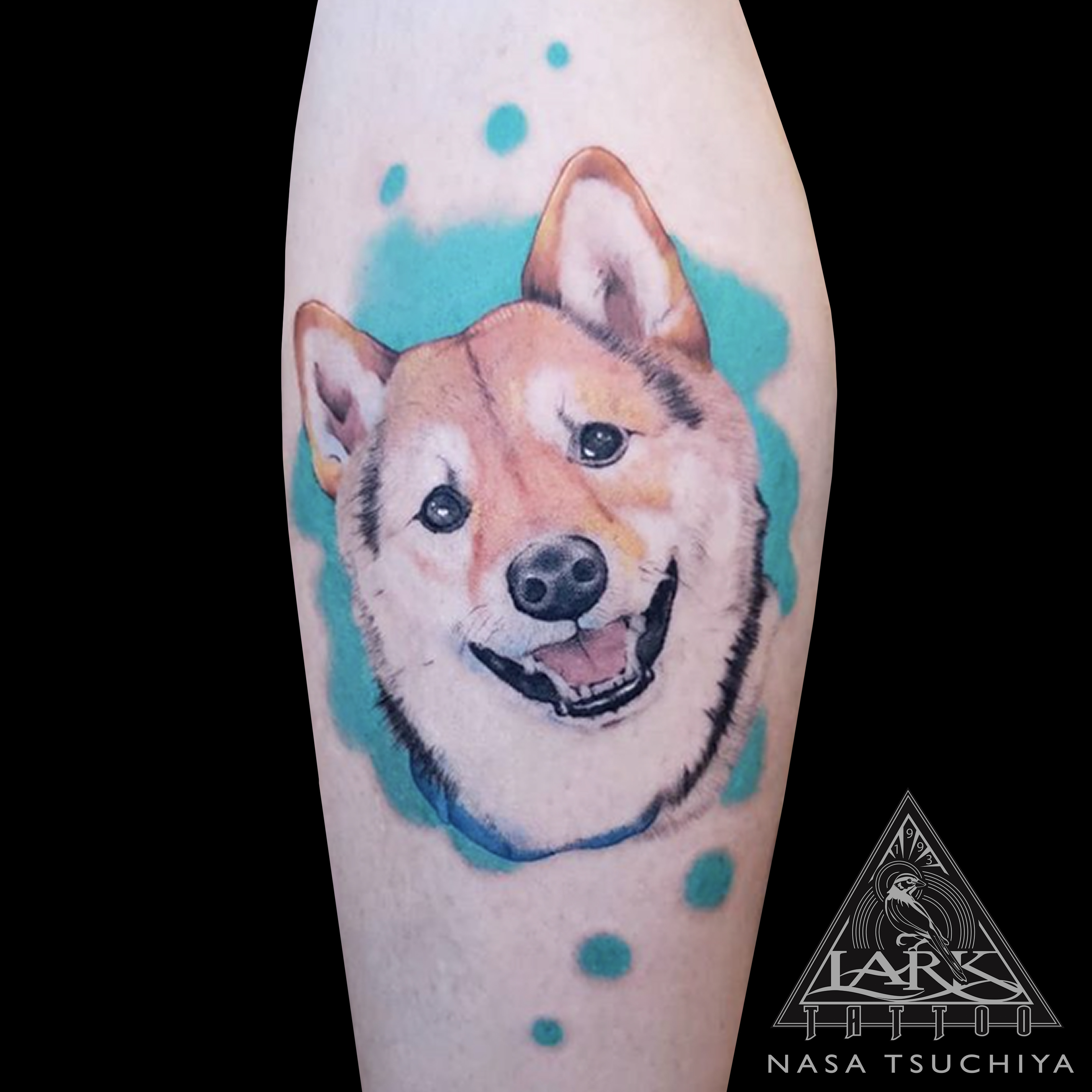 LarkTattoo, Tattoo, Tattoos , Shibainu, ShibainuTattoo, FemaleTattooer, FemaleArtist, FemaleTattooArtist, LadyTattoer, CuteTattoo, ColorTattoo, TattooArtist, Tattoist, Tattooer, LongIslandTattooArtist, LongIslandTattooer, LongIslandTattoo, Dog, Petstagram, DogPortrait, DogPortraitTattoo, DogTattoo, Pet, PetTattoo, Animal, AnimalTattoo, PetPortrait, PetPortraitTattoo, Portrait, PortraitTattoo, AnimalLover, AnimalLoverTattoo, AnimalLovers, AnimalLoversTattoo, DogLover, DogLoverTattoo, DogLovers, DogLoversTattoo, Realism, RealismTattoo, Realistic, RealisticTattoo, TattooOfTheDay, Tat, Tats, Tatts, Tatted, Inked, Ink, TattooInk, AmazingInk, AmazingTattoo, BodyArt, LarkTattooWestbury, Westbury, LongIsland, NY, NewYork, USA, Art, Tattedup, InkedUp, LarkTattoos