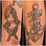 LarkTattoo, Tattoo, Tattoos, Traditional, TraditionalTattoo, TraditionalTattoos, Sailor, SailorTattoo, Anchor, AnchorTattoo, PinupGirl, PinupGirlTattoo, Nautical, NauticalTattoo, BNG, BNGTattoo, BlackAndGray, BlackAndGrayTattoo, BlackAndGrey, BlackAndGreyTattoo, TattooArtist, Tattoist, Tattooer, LongIslandTattooArtist, LongIslandTattooer, LongIslandTattoo, TattooOfTheDay, Tat, Tats, Tatts, Tatted, Inked, Ink, TattooInk, AmazingInk, AmazingTattoo, BodyArt, LarkTattooWestbury, Westbury, LongIsland, NY, NewYork, USA, Art, Tattedup, InkedUp, LarkTattoos