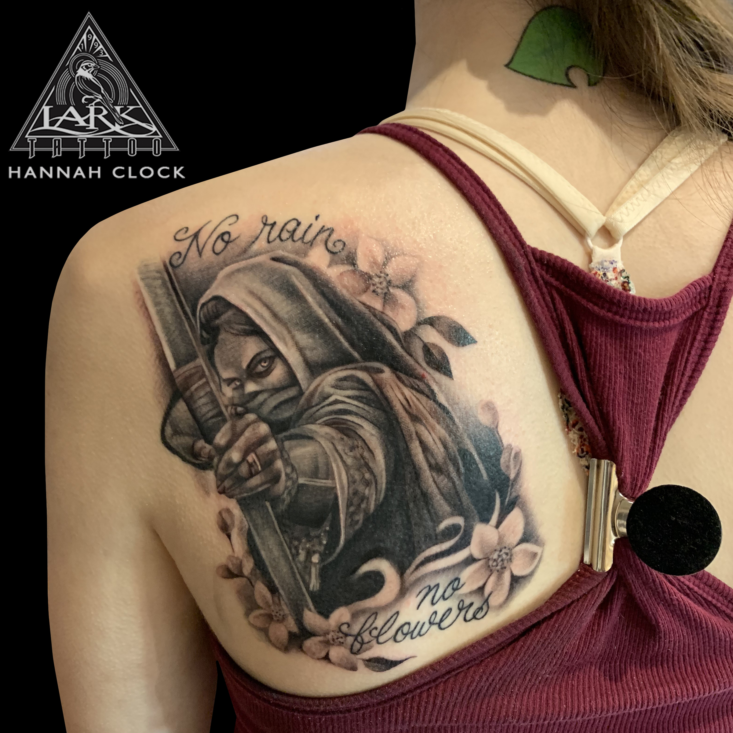 LarkTattoo, BNG, BNGTattoo, FemaleArtist, FemaleTattooer, LadyTattooer, BlackAndGray, BlackAndGrayTattoo, BlackAndGrey, BlackAndGreyTattoo, Flower, FlowerTattoo, Tattoo, Tattoos , TattooArtist, Tattoist, Tattooer, LongIslandTattooArtist, LongIslandTattooer, LongIslandTattoo, TattooOfTheDay, Tat, Tats, Tatts, Tatted, Inked, Ink, TattooInk, AmazingInk, AmazingTattoo, BodyArt, LarkTattooWestbury, Westbury, LongIsland, NY, NewYork, USA, Art, Tattedup, InkedUp, LarkTattoos, HannahClock, HannahClockTattoo, HannahClockLarkTattoo