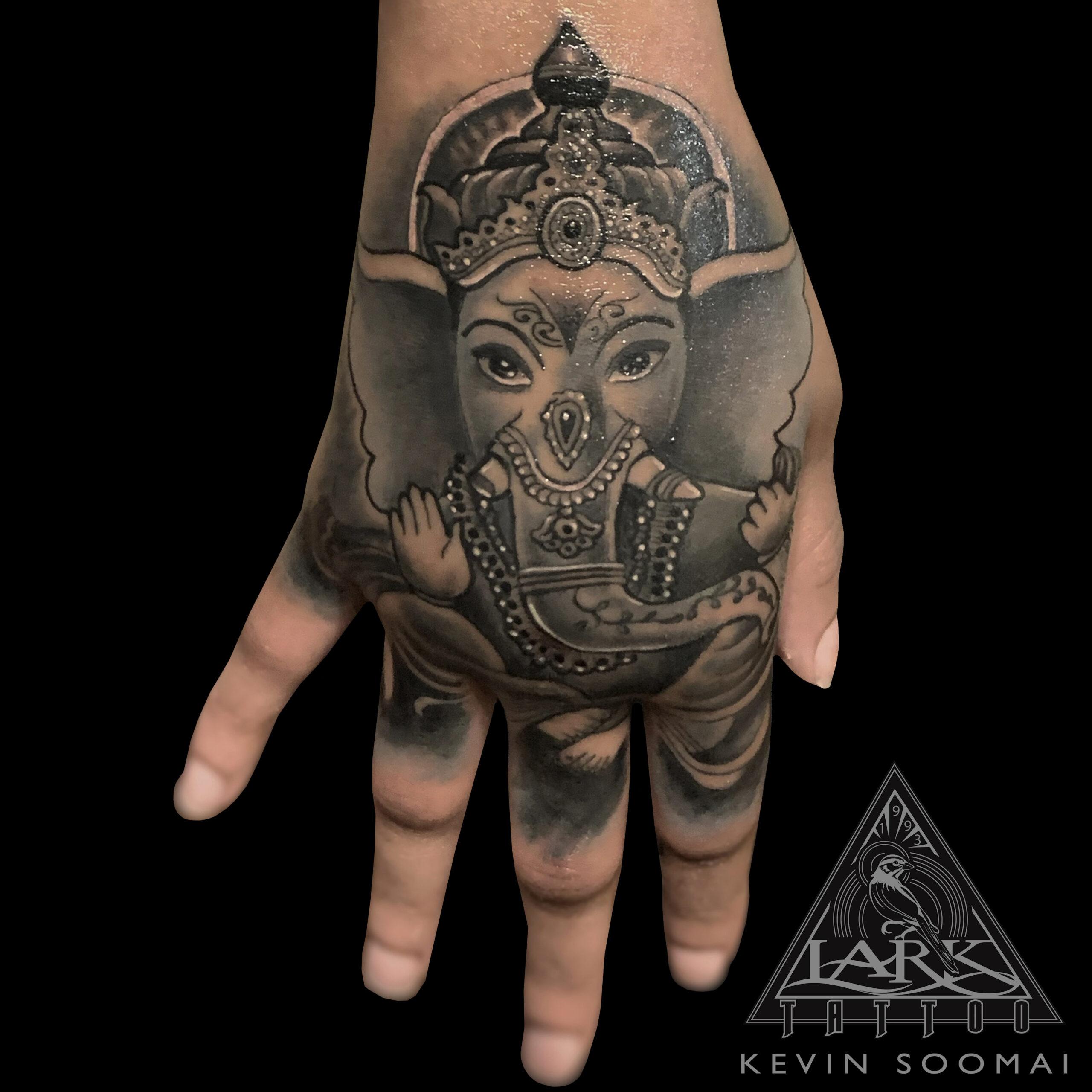 LarkTattoo, Tattoo, Ganesha, GaneshaTattoo, Ganesh, GaneshTattoo, Vinayaka, VinayakaTattoo, Ganapati, GanapatiTattoo, Hindu, HinduTattoo, Hand, HandTattoo, Diety, DietyTattoo, BNG, BNGTattoo, BNGInkSociety, BlackAndGray, BlackAndGrayTattoon, BlackAndGrey, BlackAndGreyTattoo, Tattoos , TattooArtist, Tattoist, Tattooer, LongIslandTattooArtist, LongIslandTattooer, LongIslandTattoo, TattooOfTheDay, Tat, Tats, Tatts, Tatted, Inked, Ink, TattooInk, AmazingInk, AmazingTattoo, BodyArt, LarkTattooWestbury, Westbury, LongIsland, NY, NewYork, USA, Art, Tattedup, InkedUp, LarkTattoos