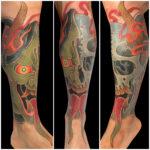 LarkTattoo, Tattoo, Tattoos, JapaneseTattoo, JapaneseArt, Oni, OniTattoo, JapaneseDemon, JapaneseDemonTattoo, JapaneseSkull, JapaneseSkullTattoo, ColorTattoo, JapaneseColorTattoo, JapaneseMask, JapaneseMaskTattoo, Leg, LegTattoo, FireTattoo, TattooArtist, Tattoist, Tattooer, LongIslandTattooArtist, LongIslandTattooer, LongIslandTattoo, TattooOfTheDay, Tat, Tats, Tatts, Tatted, Inked, Ink, TattooInk, AmazingInk, AmazingTattoo, BodyArt, LarkTattooWestbury, Westbury, LongIsland, NY, NewYork, USA, Art, Tattedup, InkedUp, LarkTattoos