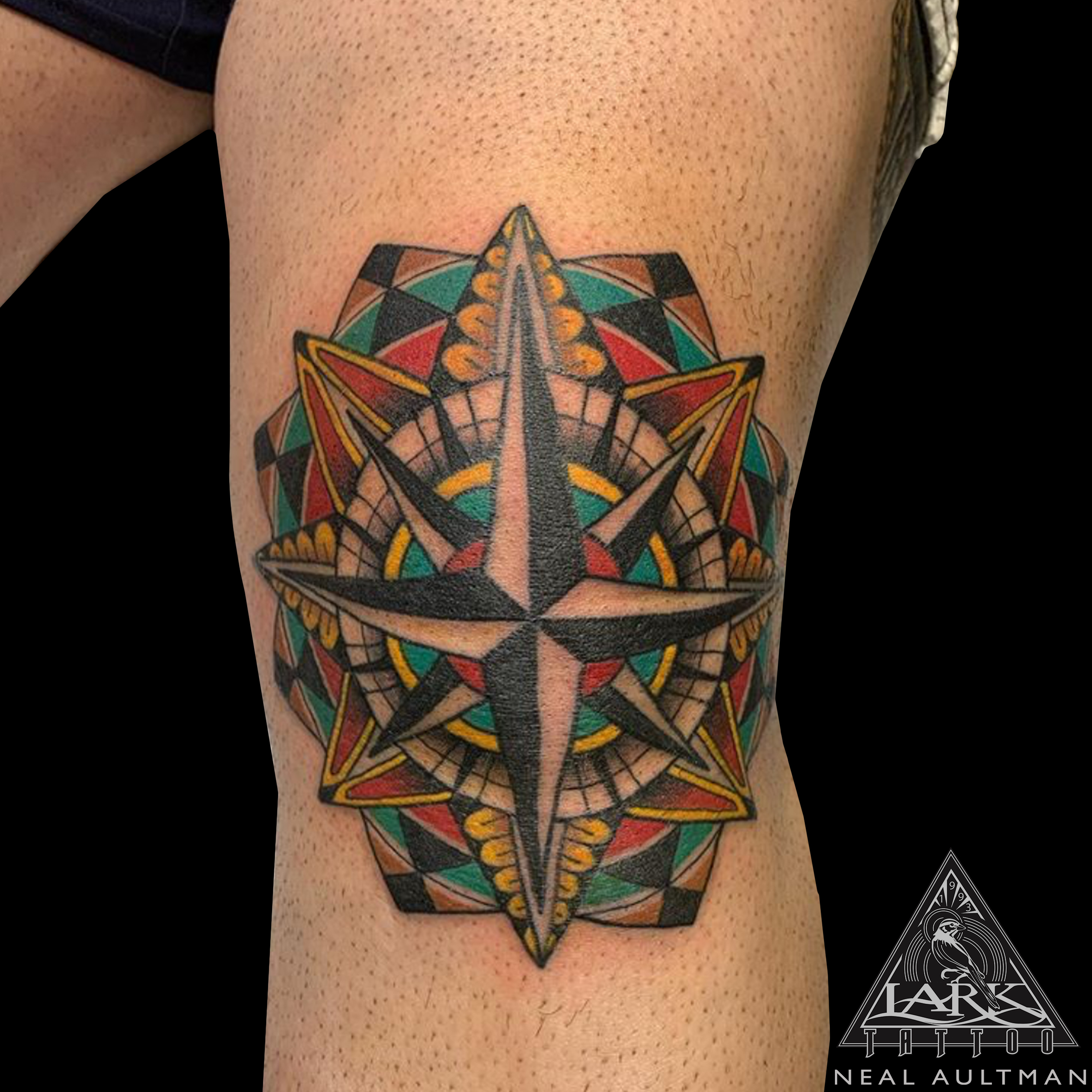 LarkTattoo, NealAultman, ColorTattoo, Traditional, TraditionalTattoo, TraditionalColorTattoo, Knee, KneeTattoo, TraditionalKneeTattoo, CompassRose, CompassRoseTattoo, Nautical, NauticalTattoo, TraditionalCompassRoseTattoo, TattooOnKnee, TraditionalTattooArtist, TraditionalTattooer, AmericanTraditional, AmericanTraditionalTattoo, AmericanTraditionalTattooer, AmericanTraditionalArtist , Tattoo, Tattoos , TattooArtist, Tattoist, Tattooer, LongIslandTattooArtist, LongIslandTattooer, LongIslandTattoo, TattooOfTheDay, Tat, Tats, Tatts, Tatted, Inked, Ink, TattooInk, AmazingInk, AmazingTattoo, BodyArt, LarkTattooWestbury, Westbury, LongIsland, NY, NewYork, USA, Art, Tattedup, InkedUp, LarkTattoos